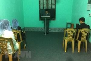 Thái Bình ngăn chặn hoạt động trái phép của Hội thánh Đức Chúa Trời