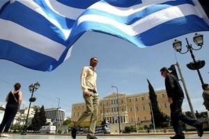 Lãnh đạo Eurozone nhất trí giải ngân thêm 1 tỷ euro cho Hy Lạp
