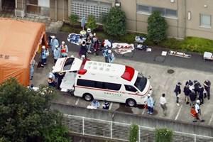 Nhật Bản: Tấn công đồn cảnh sát khiến 2 người thiệt mạng