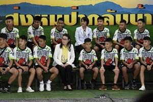 Thái Lan kiểm soát các phim tái hiện chiến dịch giải cứu đội bóng