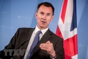 Ngoại trưởng Anh cảnh báo nhóm khủng bố IS chưa bị đánh bại