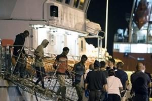 """Rắc rối xoay quanh """"bài toán"""" giải quyết gốc rễ vấn đề di cư của EU"""