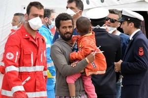 """Liên hợp quốc: Địa Trung Hải - """"cửa tử"""" của những người di cư"""
