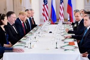 Tổng thống Mỹ ca ngợi cuộc gặp với người đồng cấp Nga Putin