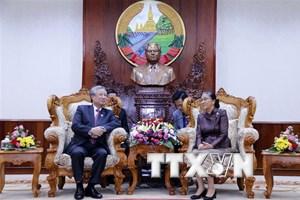 Làm sâu sắc hơn nữa mối quan hệ đặc biệt Việt Nam-Lào