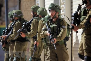 Israel bắt Thị trưởng Jerusalem và Giám đốc Tình báo của Palestine
