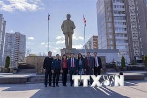 Tỉnh Ulyanovsk mong muốn tăng cường hợp tác với Việt Nam