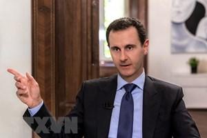 Nga, Syria thảo luận các vấn đề liên quan tới Ủy ban Hiến pháp