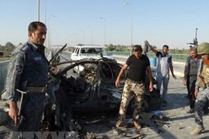 Iraq: Đánh bom hàng loạt ở thủ đô Baghdad, 6 người thiệt mạng