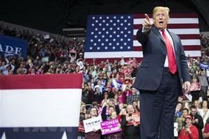 Kết quả bầu cử Mỹ tăng gắn kết đảng Cộng hòa với tổng thống Trump