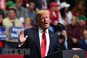 """""""Cuộc phiêu lưu"""" của Tổng thống Trump tại Quốc hội Mỹ đã kết thúc?"""