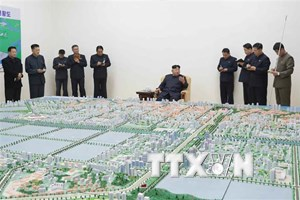 Thử nghiệm vũ khí mới cho thấy Triều Tiên hiện đại hóa quân đội