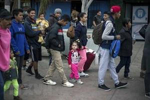 Mexico cho phép người di cư tạm trú trong khi chờ xin tị nạn tại Mỹ