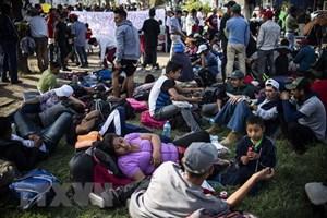 Nhìn lại thế giới 2018: Khủng hoảng di cư tấn công châu Mỹ
