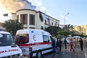 Liên đoàn Arab lên án mạnh vụ tấn công trụ sở Bộ Ngoại giao Libya