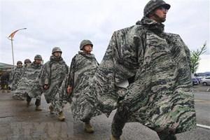Triều Tiên đề nghị chấm dứt hoàn toàn các cuộc tập trận chung Mỹ-Hàn