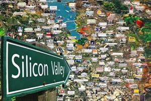 Thung lũng Silicone trong cơn 'cuồng phong' Mỹ-Trung