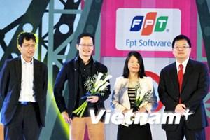 FPT Software đặt mục tiêu đạt 1 tỷ USD doanh thu vào năm 2020