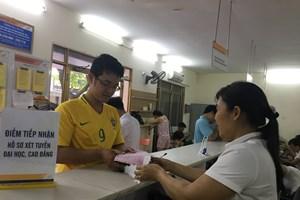 Bưu điện ưu tiên xử lý các bưu gửi xét tuyển đại học, cao đẳng