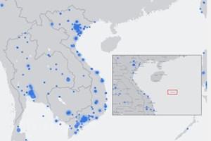 Vụ Facebook làm sai lệch bản đồ: Thủ tướng yêu cầu giám sát