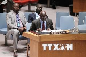 Hội đồng Bảo an thông qua cơ chế cho phép trừng phạt Nam Sudan