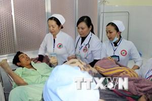 Miễn phí điều trị cho công nhân vụ sập hầm thủy điện Đạ Dâng