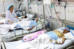 Năm 2015: Giảm tải ở bệnh viện tuyến Trung ương chuyển biến rõ rệt