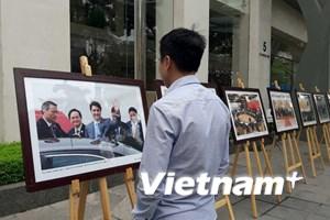 Trưng bày 50 tác phẩm ảnh sau thành công của Tuần lễ cấp cao APEC