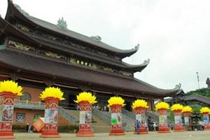Ninh Bình đã hoàn tất chuẩn bị cho Đại lễ Vesak 2014