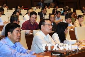 Quốc hội biểu quyết thông qua Luật thi hành án dân sự sửa đổi