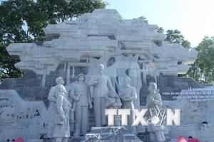 Khánh thành tượng đài Bác Hồ với nhân dân Tuyên Quang