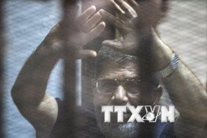 Ai Cập hoãn phiên xử ông Morsi vì tội làm gián điệp cho Qatar