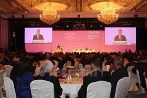 Chính thức khai mạc Đối thoại Shangri-La lần thứ 14 tại Singapore