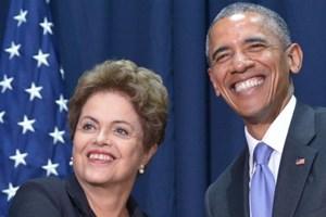 WikiLeaks: Mỹ nghe lén điện thoại nhiều quan chức Brazil