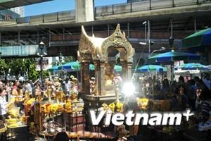 Thủ phạm đánh bom ở Bangkok diễn lại hành động tội ác