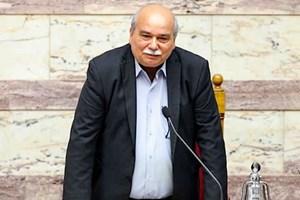 Cựu Bộ trưởng Nội vụ trở thành tân Chủ tịch Quốc hội Hy Lạp