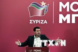 Chính phủ mới của Hy Lạp vượt qua cuộc bỏ phiếu bất tín nhiệm