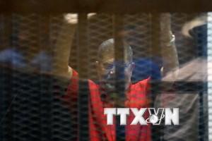 Ai Cập hoãn phiên tòa cuối cùng xét xử cựu Tổng thống Mubarak