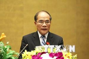 Toàn văn phát biểu bế mạc Kỳ họp thứ 10 của Chủ tịch Quốc hội