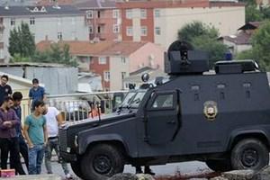 Đánh bom xe quân sự ở Thổ Nhĩ Kỳ, 6 binh sỹ thiệt mạng