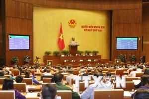 Quốc hội thông qua dự thảo Nghị quyết về thí điểm cấp thị thực điện tử