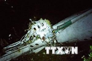 Hé lộ chi tiết nguyên nhân máy bay chở đội bóng Brazil rơi ở Colombia