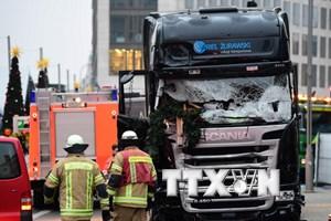Đức đề nghị Thụy Sĩ hỗ trợ điều tra nghi phạm vụ xe tải ở Berlin