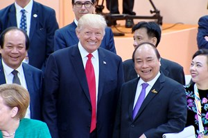 Một số hình ảnh Thủ tướng Nguyễn Xuân Phúc dự Hội nghị Thượng đỉnh G20
