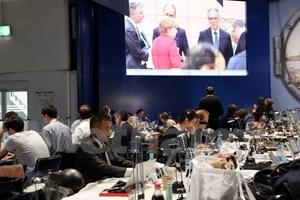Đức điều tra việc thu hồi thẻ hoạt động báo chí tại Hội nghị G20