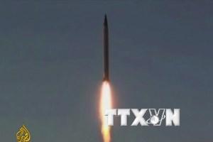 Các nước phương Tây phản ứng về vụ thử tên lửa đạn đạo của Iran