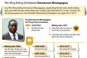 [Infographics] Tân Tổng thống Zimbabwe Emmerson Mnangagwa