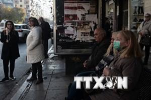 Tổng bãi công tại Hy Lạp phản đối giảm ngân sách, cải cách lao động
