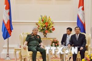 Kỷ niệm Ngày thành lập Quân đội Nhân dân Việt Nam tại Campuchia