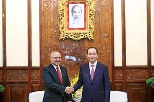 Đưa quan hệ hợp tác giữa Việt Nam-Ai Cập lên tầm cao mới